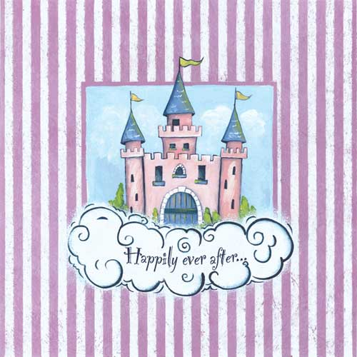 65035 Happily Ever After 12 x 12