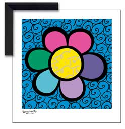 08060 Flower Power II 20 x 20
