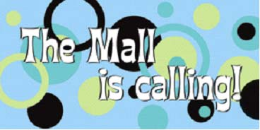 65012 The Mall Is Calling 10 x 5