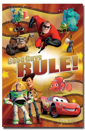 10058 Good Guys Rule 23 x 34
