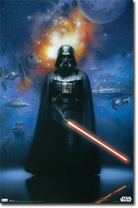 10066 Star Wars - Darth Vader 23 x 34