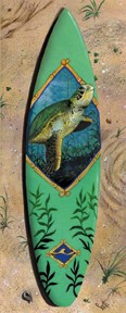 65067 Turtle Surf Board 8 x 20