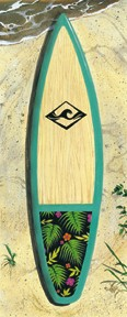 65070 Aqua Man Surf Board 8 x 20