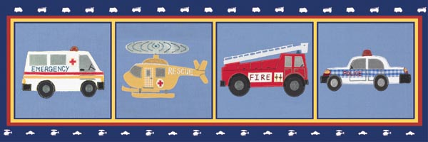 21526 Rescue Vehicles 36 x 12