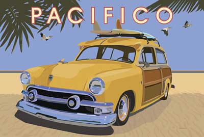 44096 Pacifico  (yellow woody) 18 x 12